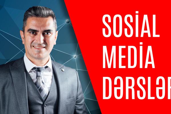 Sosial Media Marketinqi (SMM) dərsləri | Birinci dərs | Facebook səhifəsinin yaradılması