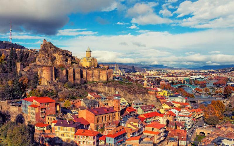 You are currently viewing Tbilisi şəhərində gördüklərim