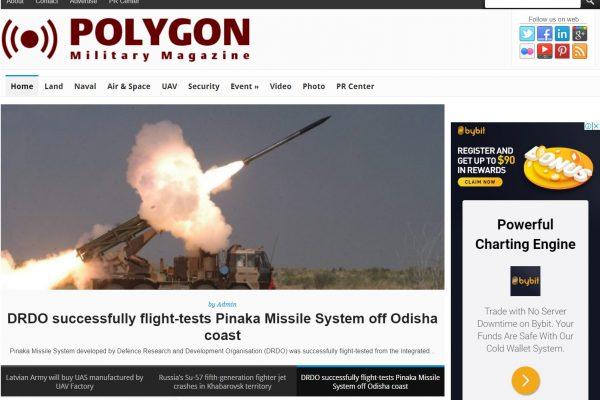 POLYGON hərbi jurnalı